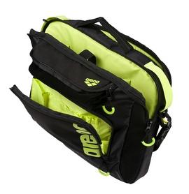Фото 2 к товару Сумка спортивная Arena Fast Coach черно-желтая