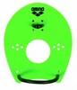 Лопатки для плавания (ласты для рук) Arena Elite Hand Paddle lime - фото 1