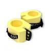 Наколенники для плавания Golfinho желтые - фото 1