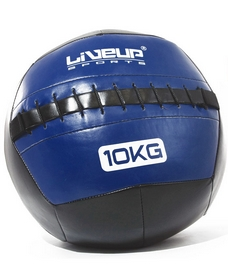 Фото 1 к товару Мяч для кроссфита Live Up Wall Ball 10 кг