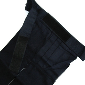 Фото 2 к товару Хакама Budo синяя