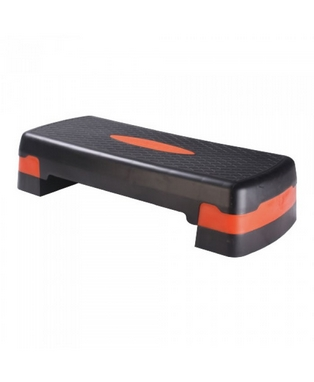 Степ-платформа Live Up Power Step orange