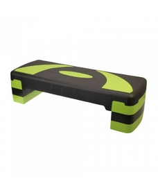 Степ-платформа Live Up Power Step green