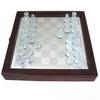 Шахматы стеклянные JB-014 - фото 1