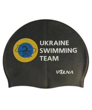 Шапочка для плавания Volna Club II black