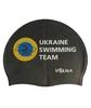 Шапочка для плавания Volna Club II black - фото 1