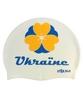 Шапочка для плавания Volna Kvitka Cap white - фото 1