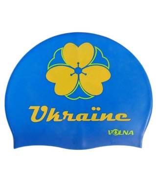 Шапочка для плавания Volna Kvitka Cap blue