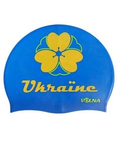 Фото 1 к товару Шапочка для плавания Volna Kvitka Cap blue