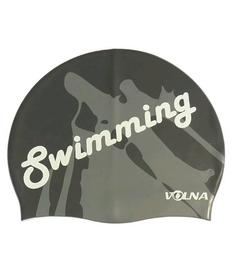 Фото 1 к товару Шапочка для плавания Volna Swim Cap silver