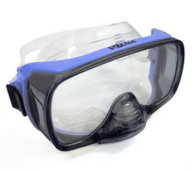 Фото 1 к товару Маска для плавания Volna Foros синяя
