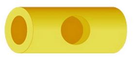 Фото 1 к товару Нудл-коннектор Volna Holed