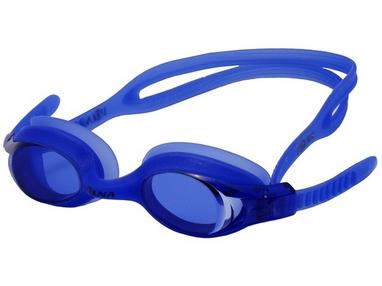 Очки для плавания Volna Merlo AD синие