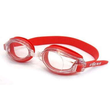 Очки для плавания Volna Desna красные