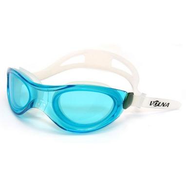 Очки для плавания Volna Seym голубые