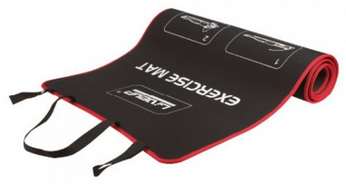 Коврик для фитнеса Live Up Neoprene Eva Mat 6 мм
