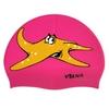 Шапочка для плавания детская Volna Ocean JR Cap pink - фото 1