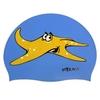 Шапочка для плавания детская Volna Ocean JR Cap blue - фото 1