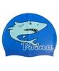 Шапочка для плавания Volna Shark Cap blue - фото 1