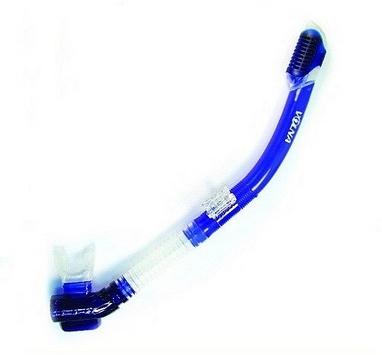 Трубка для плавания Volna Kazantip+ blue