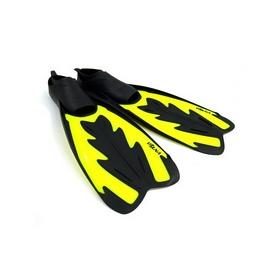 Фото 1 к товару Ласты с открытой пяткой Volna Ai-Petri Pro yellow