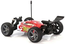 Фото 3 к товару Автомобиль радиоуправляемый Himoto Багги Spino E18XBr Brushed 1:18 red