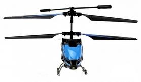 Фото 2 к товару Вертолет на инфракрасном управлении 3-к WL Toys S929 с автопилотом синий