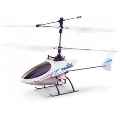 Вертолет радиоуправляемый 4-к Xieda 9998 белый