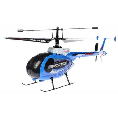 Вертолет радиоуправляемый 4-к Xieda 9938 Maker синий