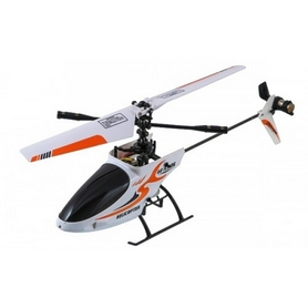 Фото 2 к товару Вертолет радиоуправляемый 4-к Xieda 9928 оранжевый