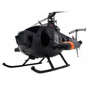 Фото 2 к товару Вертолет радиоуправляемый 4-к Fei Lun MD-500 черный