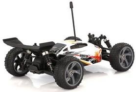 Фото 3 к товару Автомобиль радиоуправляемый Himoto Багги Spino E18XBw Brushed 1:18 white