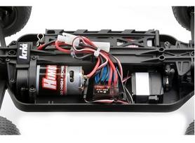 Фото 3 к товару Автомобиль радиоуправляемый Himoto Монстр Bowie E10MTr Brushed 1:10 red