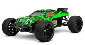 Фото 1 к товару Автомобиль радиоуправляемый Himoto Трагги Katana E10XTg Brushed 1:10 green