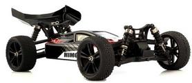 Фото 2 к товару Автомобиль радиоуправляемый Himoto Багги Tanto E10XBb Brushed 1:10 black