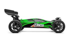 Фото 2 к товару Автомобиль радиоуправляемый Himoto Багги Tanto E10XBg Brushed 1:10 green