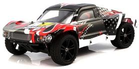 Автомобиль радиоуправляемый Himoto Шорт Spatha E10SCb Brushed 1:10 black