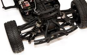 Фото 2 к товару Автомобиль радиоуправляемый Himoto Шорт Spatha E10SCb Brushed 1:10 black