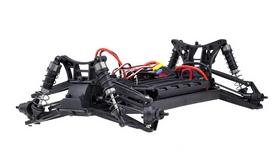 Фото 3 к товару Автомобиль радиоуправляемый Himoto Шорт Spatha E10SCb Brushed 1:10 black