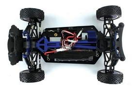 Фото 2 к товару Автомобиль радиоуправляемый Himoto Ралли RallyX E10XRg Brushed 1:10 silver
