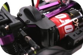 Фото 2 к товару Автомобиль радиоуправляемый Himoto Дрифт DRIFT TC HI4123t Brushed 1:10 (Toyota Soarer)