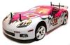 Автомобиль радиоуправляемый Himoto NASCADA HI5101p Brushed 1:10 pink - фото 1
