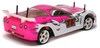 Автомобиль радиоуправляемый Himoto NASCADA HI5101p Brushed 1:10 pink - фото 2
