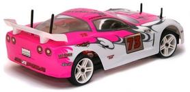 Фото 2 к товару Автомобиль радиоуправляемый Himoto NASCADA HI5101p Brushed 1:10 pink