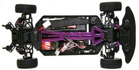 Фото 3 к товару Автомобиль радиоуправляемый Himoto NASCADA HI5101p Brushed 1:10 pink