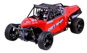 Фото 1 к товару Автомобиль радиоуправляемый Himoto Багги Dirt Whip E10DBLr Brushless 1:10 red
