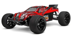 Автомобиль радиоуправляемый Himoto Трагги Katana E10XTLr Brushless 1:10 red