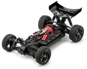 Фото 3 к товару Автомобиль радиоуправляемый Himoto Багги Tanto E10XBLr Brushless 1:10 red
