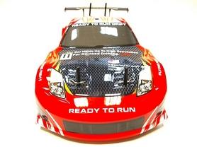 Фото 2 к товару Автомобиль радиоуправляемый Himoto Дрифт DRIFT TC HI4123BLr Brushless 1:10 red