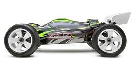 Фото 2 к товару Автомобиль радиоуправляемый Himoto Трагги Ziege MegaE8XTLg Brushless 1:8 green